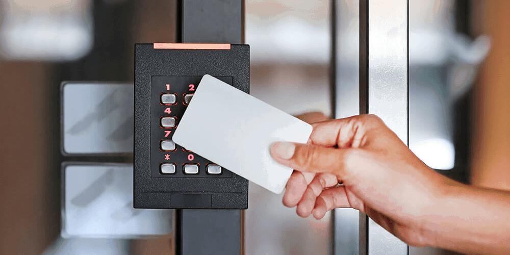 hand keycard